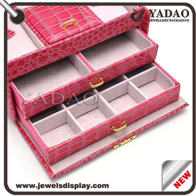 Jewelry Box Wooden Box Storage Box
