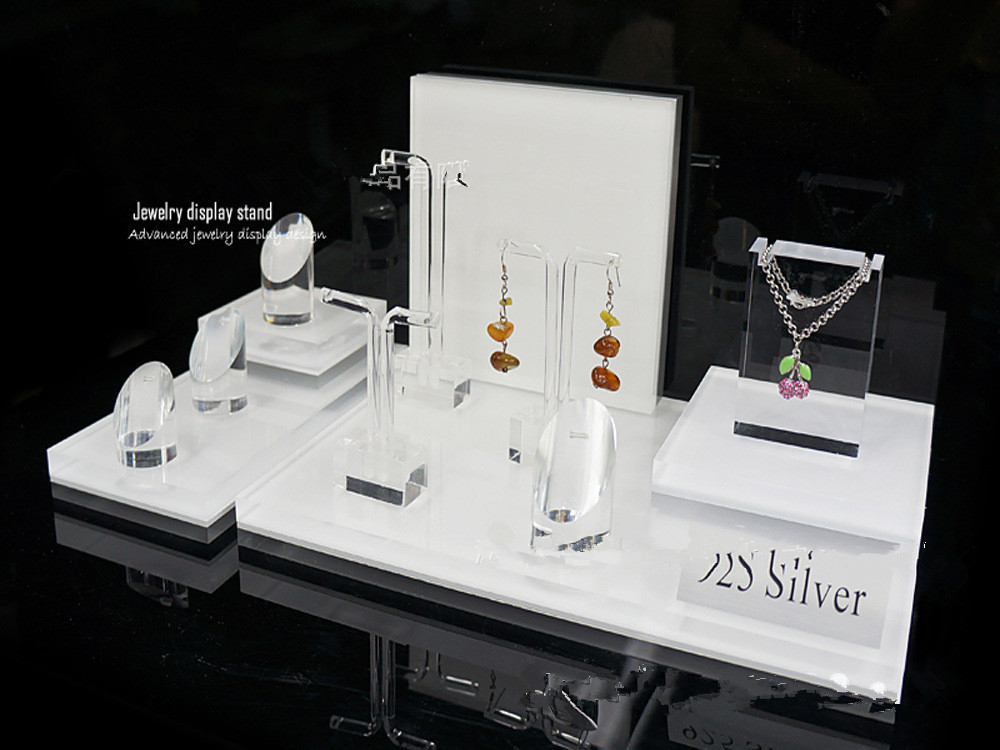 Jewellery Exhibition Stand : Jewelry display watch bangle holder
