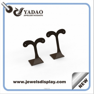 2015 Manufacturers China Earring Tree Stand Acrylic Earring Display Tree Stand Jewelery Display Stand