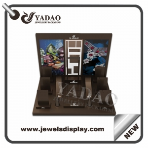 Beautiful OEM acrylic jewelry display stand for jewelry store made in China