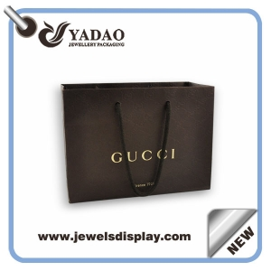 Compact and designable hand bags,shopping bags,paper bags