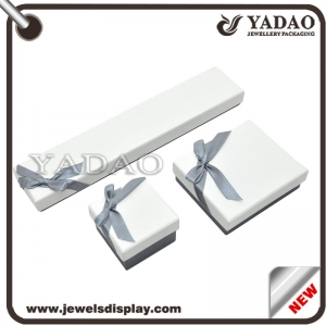 Cost-effective Custom printed gift paper bow tie box wholesale