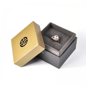 Custom Alibaba Jewelry Packaging Box Cardboard Jewelry Box Custom Logo Printed