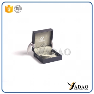 Customed ribbon high quality packing Box for Jewelry collections fashion display gift box wholesale