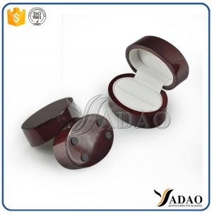 Customize OEM ODM cute nice jewelry display MOQ sale wooden box for jewellery