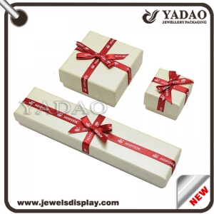 Customized Luxury Paper Jewelry Box,Customer Gift Jewelry Box
