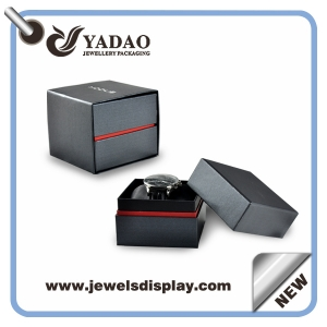 Customized deluxe paper watch box