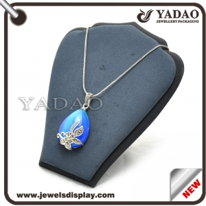 Customized jewelry display bust for necklace made in China