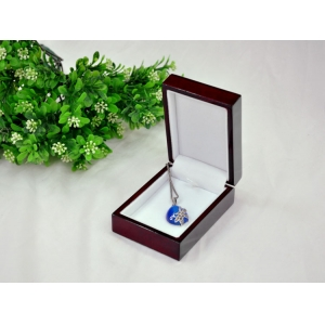 Fashion & beautiful wooden jewelry boxes for ring/pendant etc. from China supplier