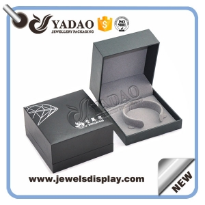 Fashion simple design bangle Box For Jewelry display and packing Gift Box