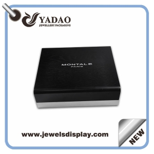 High-end luxury Wooden jewelry box wholesale