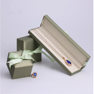 High fashion paper jewelry packaging boxes jewelry gift boxes wholesale