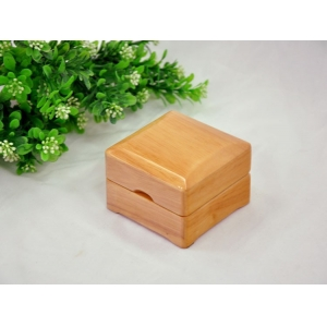 High gloss painting wooden jewelry box wholesale / wooden ring box/wooden jewelry box