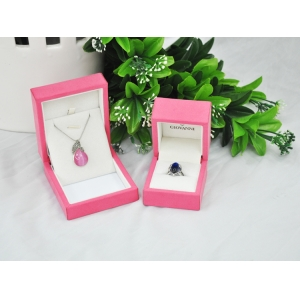 High quality fashion pink wooden gift box for wedding gift box from China