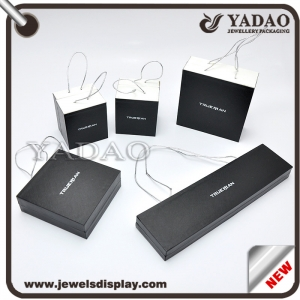 High quality hot sale with handles giftware plastic jewelry box