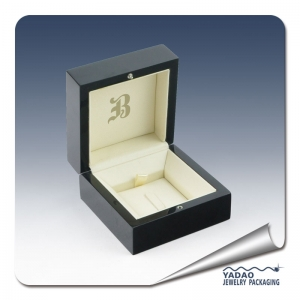 Jewelry Display Box Factory Direct Supply Wooden Ring Jewelry Display Box