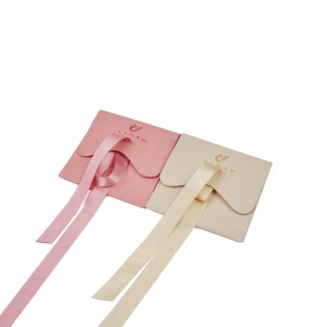 Jewelry Pouch with Bow