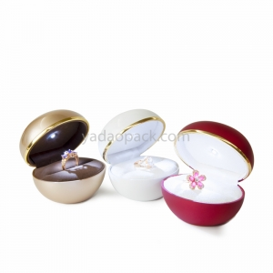 Luxury Special-designed Fancy Customized color/size/logo wholesale LED jewelry ring box