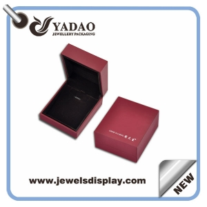 New Jewelry Display Jewelry Packaging box custom Jewelry Box/ Gift Box/PU Leather Box supplier from China