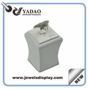 New arrival fashion leather ring stand have a kink of color for you choose made in China
