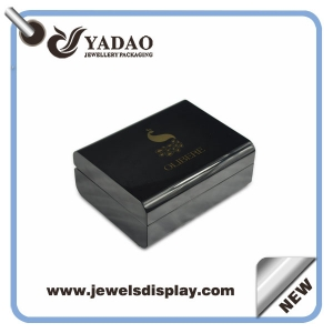 Newest high quality wholesales designable wooden box for watches bracelet bangles necklaces ring