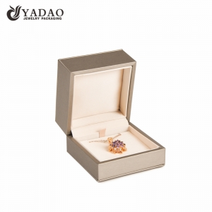 Pendant jewelry box packaging high quality jewelry packaging customize with logo and color