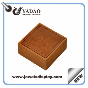 Promotional Gift Boxes Pu leather Jewelry Box China Manufacturer