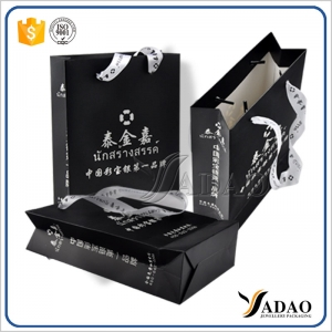 Top quality Eco friendly shopping bags gift bags paper bags wholesale made in China
