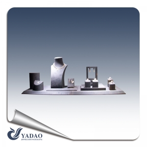 Wholesale Customized jewelry display stand/holder/set/ rack/  for counter display and window display with free logo