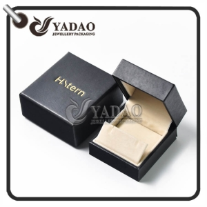 Wholesale handmade best quality jewelry box with protective case for earring packing