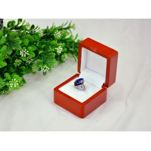 Wooden jewelry Ring box gift box