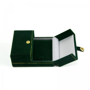Yadao Manufacture Velvet Plastic Box with Compartment Multifunction Collection