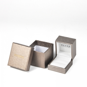 Yadao New Arrival High Quality Paper Outer Box Inner Leather Box Set