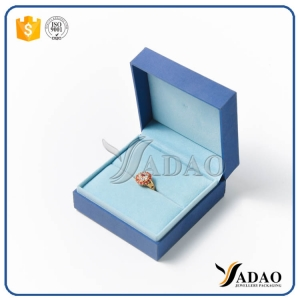 comfortable nice shape high quantity based on competitive price soft color velvet inside frame plastic box