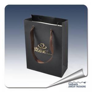 custom gift bags for jewelry packaging with drawstring