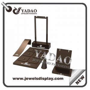 customize color acrylic jewelry display stands display ring earring pendant bracelet jewelry displays acrylic