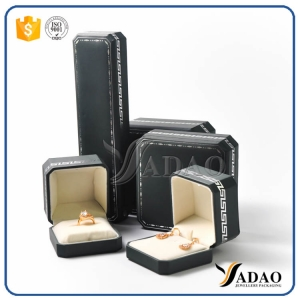 elegant nice attractive retro delicate manufactury handmade plastic box/plastic box sets for jewelry packaging with ring/bangle/earring/bracelet/necklace