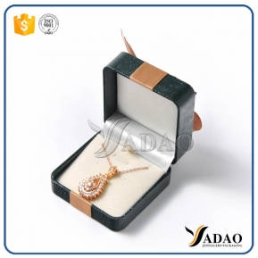 China 2018 New arrival wholesale customized Jewelry package box with free logo printing in factory price factory