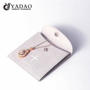 China Best quality handmade fabulous sewing fair cheap price popular well-touched velvet pouch for custom sale. factory