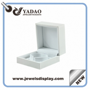 China China customized wholesale jewelry box handmade jewelry packaging box high quality box for jewelry factory