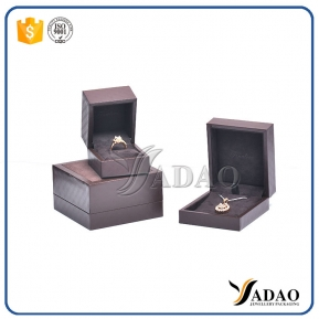 China China manufacture supplier customized OEM ODM box for jewelry package and gift package with free logo printing factory