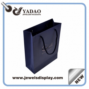 China China wholesale recylable bags for jewelry handmade jewelry bags wholesale logo printed custom jewelry bags factory