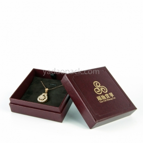 China Classic pendant box for collection with customized color/logo/size factory