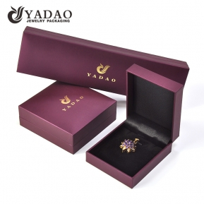 China Customized Color for Jewelry Box Set with logo factory