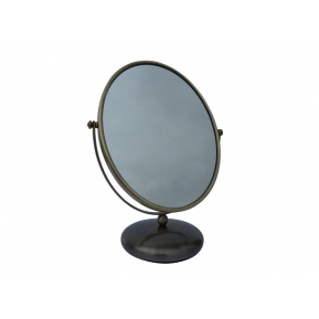 China European RetroStyle Desktop make up mirror for counter and window showcase and fairs or home use factory