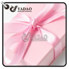 China Handmade ODM/OEM paper earring box with all the colors and sizes available. factory