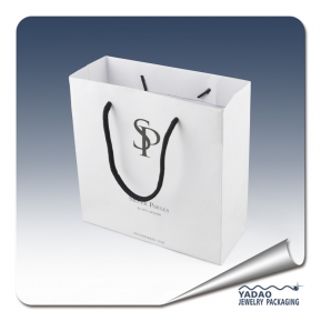 China High quality paper shopping bag with competitive price factory