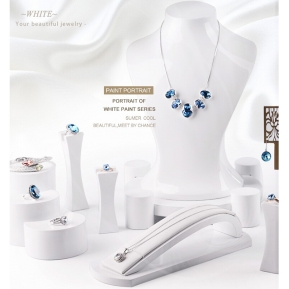 China Hot sell multi-function jewelry display custom jewelry packaging for ring/earring/necklace/bracelet factory