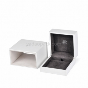 China Jewelry box with a protection case to have a slide show factory