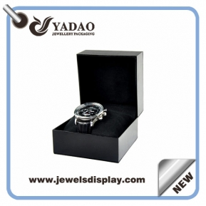 China Most popular with free sample free logo watch box factory
